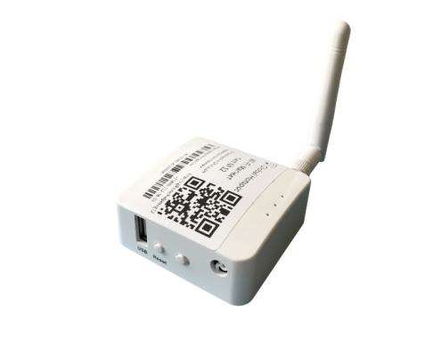 static Wi-Fi radar